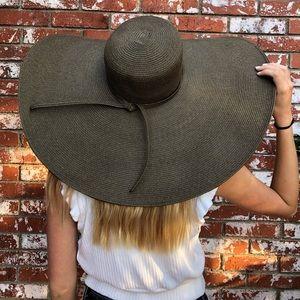 Tropical, Wide-brim Sun Hat